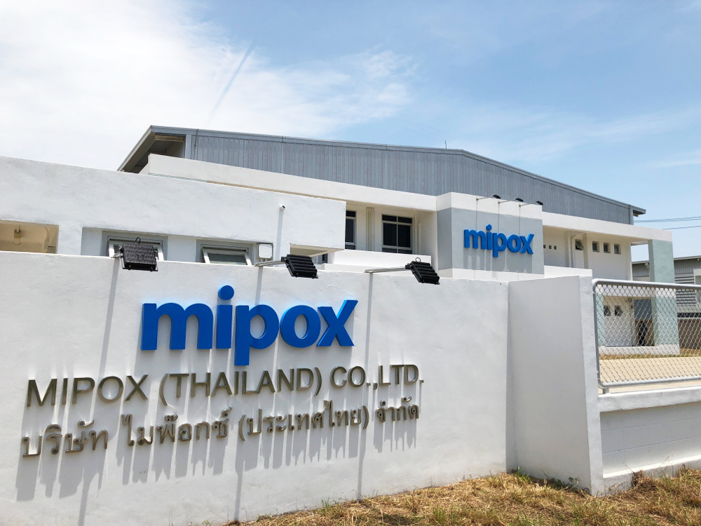 MIPOX Asia Pte. Ltd. (MAP) Representative Office in Thailand
